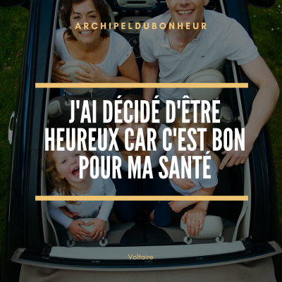 citation heureux